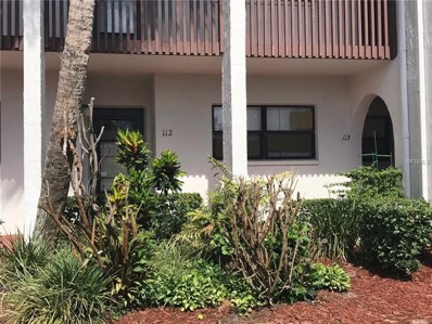 7623 Radcliffe Circle UNIT A112, Port Richey, FL 34668 - MLS#: T3120098