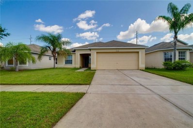 8204 Carriage Pointe Drive, Gibsonton, FL 33534 - #: T3120141