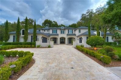 17504 Osprey Manor Way, Lithia, FL 33547 - MLS#: T3120173