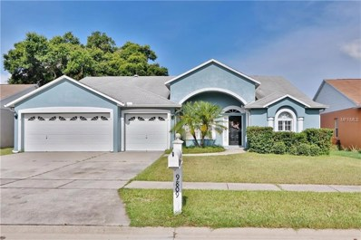 9809 Wydella Street, Riverview, FL 33569 - MLS#: T3120275
