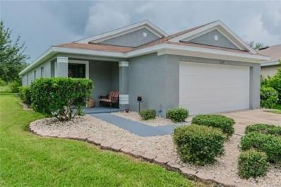 11519 Crestlake Village Drive, Riverview, FL 33569 - MLS#: T3120307