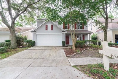 9414 Willow Cove Court, Tampa, FL 33647 - MLS#: T3120311