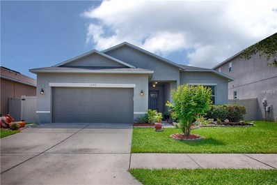 1307 Canyon Oaks Drive, Brandon, FL 33510 - MLS#: T3120465