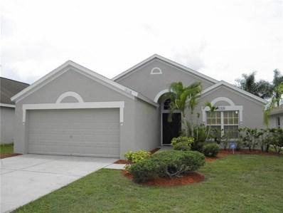 12118 Dawn Vista Drive, Riverview, FL 33578 - MLS#: T3120476