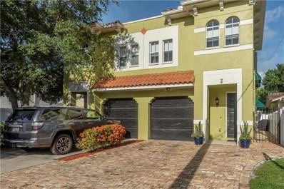 306 S Westland Avenue UNIT 2, Tampa, FL 33606 - MLS#: T3120503