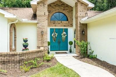 9743 Hermosillo Drive, New Port Richey, FL 34655 - #: T3121155