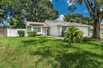 17541 Willow Pond Drive, Lutz, FL 33549 - MLS#: T3121222
