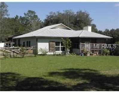 16335 Forzando Avenue, Brooksville, FL 34604 - MLS#: T3121317