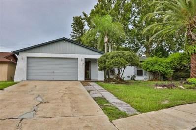8711 Woodcrest Drive, Port Richey, FL 34668 - MLS#: T3121545