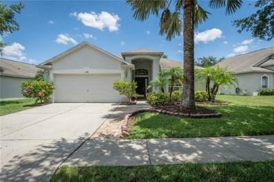 11018 Lakeside Vista Drive, Riverview, FL 33569 - MLS#: T3121573