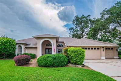 9407 Fox Hollow Lane, Weeki Wachee, FL 34613 - MLS#: T3121853