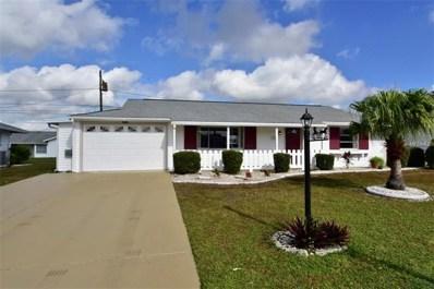 705 Indian Wells Avenue, Sun City Center, FL 33573 - #: T3122069