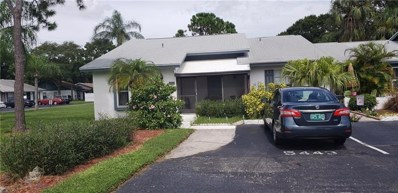 5443 Parkside Villas Drive, St Petersburg, FL 33709 - MLS#: T3122098