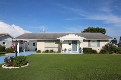 1718 Council Drive, Sun City Center, FL 33573 - MLS#: T3122338