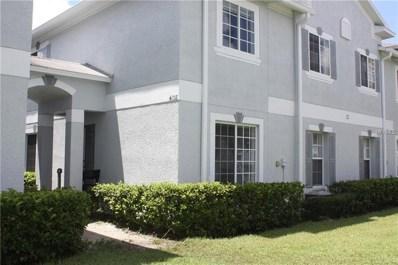 4108 Gradstone Place UNIT 4108, Tampa, FL 33617 - MLS#: T3122398