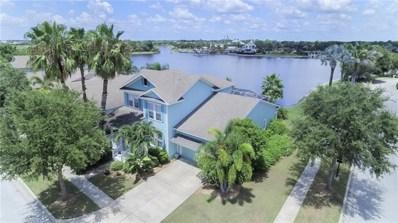 5201 Covesound Way, Apollo Beach, FL 33572 - MLS#: T3122505