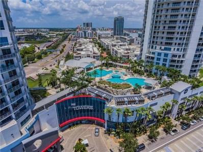 449 S 12TH Street UNIT 1905, Tampa, FL 33602 - MLS#: T3122603