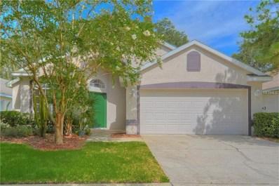 18866 Maisons Drive, Lutz, FL 33558 - MLS#: T3122642