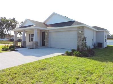 1218 Wild Daisy Drive, Plant City, FL 33563 - MLS#: T3122675