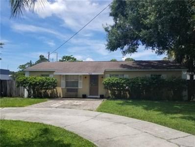 4221 W Bay Villa Avenue, Tampa, FL 33611 - MLS#: T3122862