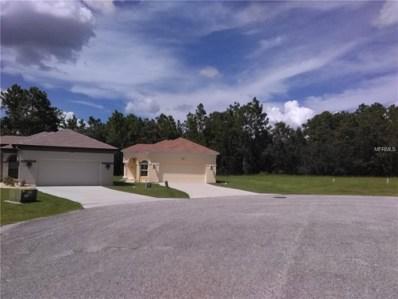 8 Weeping Willow Court UNIT 5, Homosassa, FL 34446 - MLS#: T3122904