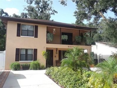 807 W Minnehaha Street UNIT 1\/2, Tampa, FL 33604 - MLS#: T3123089