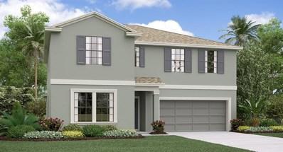 6725 Trent Creek Drive, Ruskin, FL 33573 - MLS#: T3123211