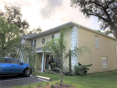 5154 Sunridge Palms Drive UNIT 5154, Tampa, FL 33617 - MLS#: T3123303