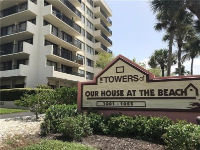 1055 Beach Road UNIT B-404, Sarasota, FL 34242 - MLS#: T3123350