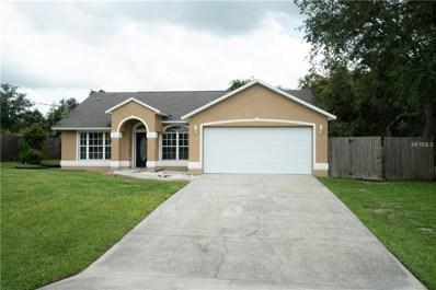 893 S Dean Circle, Deltona, FL 32738 - MLS#: T3123352