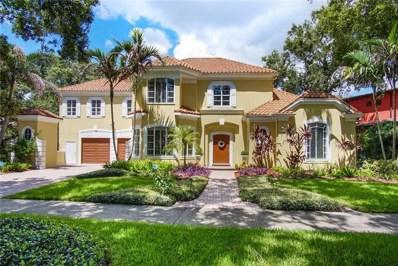506 S Royal Palm Way, Tampa, FL 33609 - MLS#: T3123473