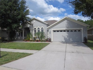 3702 Duke Firth Street, Land O Lakes, FL 34638 - MLS#: T3123502