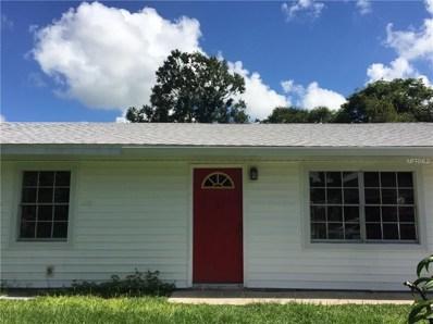 615 Bowie Street, Lakeland, FL 33813 - MLS#: T3123556