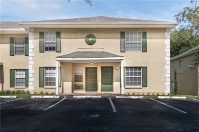 5180 Sunridge Palms Drive UNIT 76, Tampa, FL 33617 - MLS#: T3123573