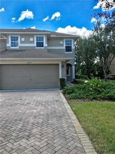 7447 Terrace River Drive, Temple Terrace, FL 33637 - MLS#: T3123634