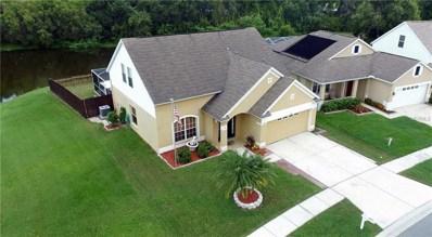 6619 Summer Cove Drive, Riverview, FL 33578 - MLS#: T3123670