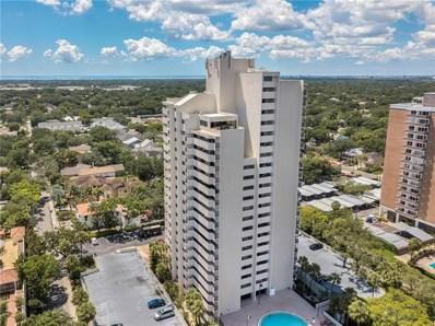 4141 Bayshore Boulevard UNIT 1603, Tampa, FL 33611 - MLS#: T3123676