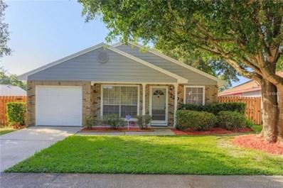 7703 Robert E Lee Road, Tampa, FL 33637 - MLS#: T3124036