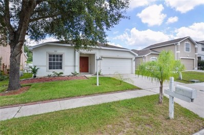 7603 Terrace River Drive, Temple Terrace, FL 33637 - MLS#: T3124126