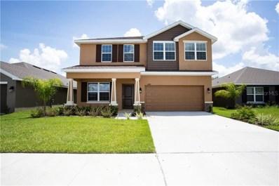 14448 Haddon Mist Drive, Wimauma, FL 33598 - MLS#: T3124438
