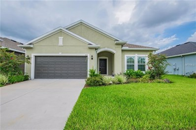 8131 Brickleton Woods Avenue, Gibsonton, FL 33534 - MLS#: T3124579