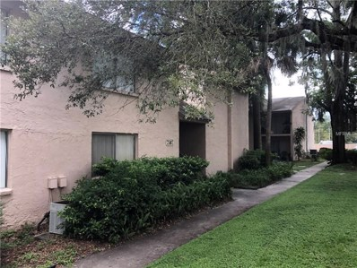 7507 Presley Place UNIT 90, Tampa, FL 33617 - MLS#: T3124766