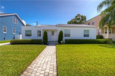 421 E Davis Boulevard, Tampa, FL 33606 - MLS#: T3124822