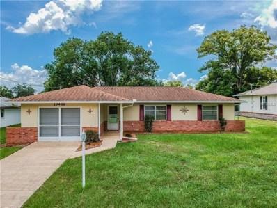 10458 Clingman Street, Spring Hill, FL 34608 - MLS#: T3124831