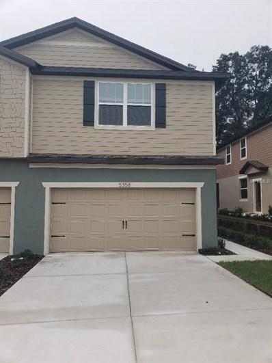 5358 Sylvester Loop, Tampa, FL 33610 - MLS#: T3124902