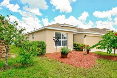 806 Barclay Wood Drive, Ruskin, FL 33570 - MLS#: T3124921