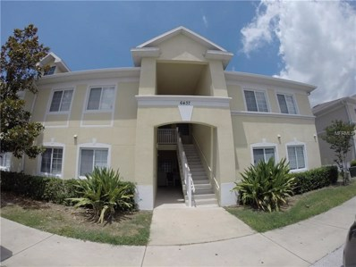 6437 Cypressdale Drive UNIT 201, Riverview, FL 33578 - MLS#: T3124927