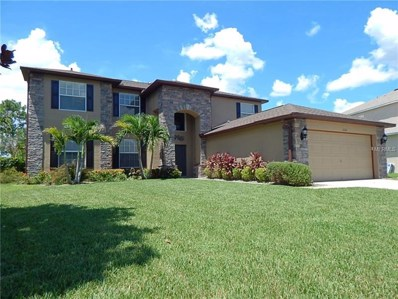 11112 Sailbrooke Drive, Riverview, FL 33579 - MLS#: T3125089
