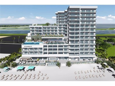 691 S Gulfview Boulevard UNIT 1202, Clearwater Beach, FL 33767 - MLS#: T3125120