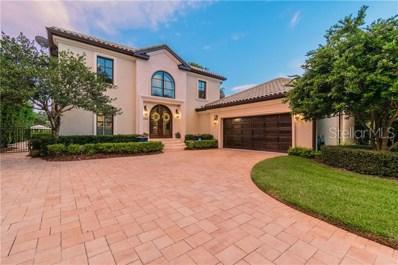 5008 W Leona Street, Tampa, FL 33629 - MLS#: T3125132